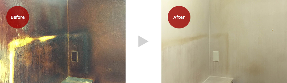 壁Before&After